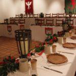 Repas Spectacle Médiéval
