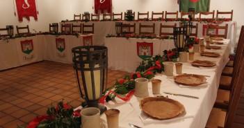 Repas-Spectacle Médiéval