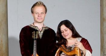 Concert par Arianna Savall et Petter Udland Johansen 13.09.2014 20h30