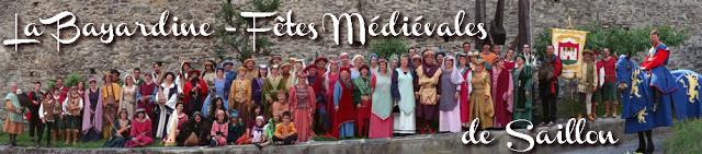 La Bayardine- Fêtes Médiévales de Saillon