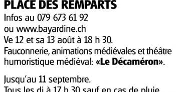 Le Nouvelliste 05.08.2016