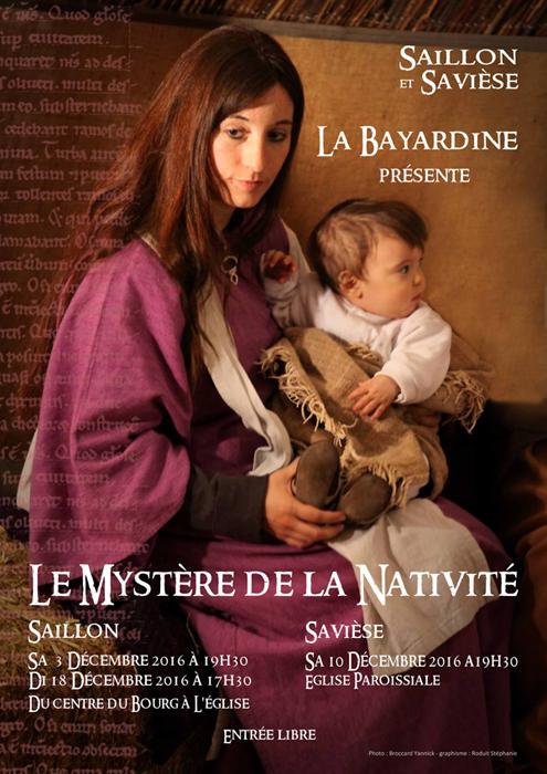Le Mystère de La Nativité - 2016