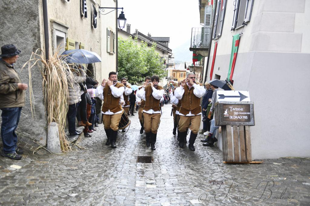 Les Fêtes Médiévales de Saillon 2019 par Josiane Boulnoix